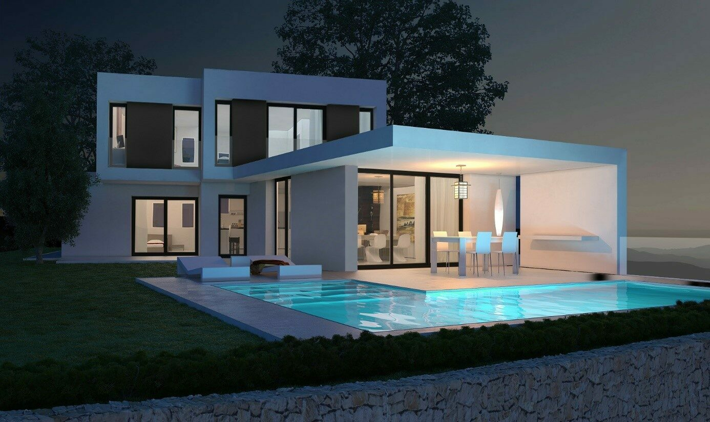 een huis bouwen in spanje moraira